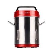欧科 DS50B-02 无网 豆浆机 红色+不锈钢