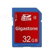 Gigastone SDHC卡 Class4(32GB)