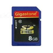 Gigastone SDHC卡 Class10(8GB)
