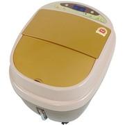 朗康 洗脚盆 足浴器 深桶滚轮按摩足浴盆 LK-8130