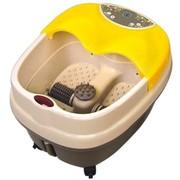 朗康 深桶滚轮足浴器 足浴盆 洗脚盆 脚底按摩器 足疗按摩 8109