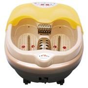 狮傲康 SAK-600水疗按摩足浴盆 无线遥控足浴器 臭氧杀菌 红外理疗 冲浪按摩