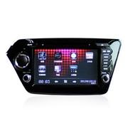 其他 悦畅 起亚K2 DVD导航仪一体机 GPS嵌入式DVD导航 导航仪倒车后视 凯立德地图 车载蓝牙电话