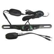 其他 无线视频头 GPS导航仪专用 CCD 倒车可视 (AVIN接口2.5)