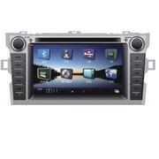 其他 ABT爱伯特丰田车系新逸致/海纳克斯 DVD导航仪一体机 倒车影像数字电视全配置