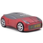 其他 征服眼 自由风F998 锁相频雷达电子狗 8G跳频 区间测速 2013款跑车 红色