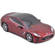 其他 征服眼自由风F12 2013最新款 电子狗 8G跳频 蓝芯四核 POP测尾加强 锌合金跑车 红色