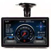 华创e路航 X20四合一GPS导航仪固定 流动测速 行车记录仪 支持倒车影像接入 送8G卡一体机