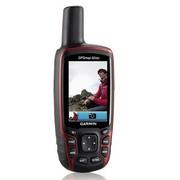 佳明 GPSmap62sc 户外手持式导航仪户外玩家版