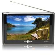 华创e路航 V-12TV汽车GPS导航仪内置CMMB移动电视4G内存高清语音导航