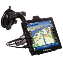 华锋E路航 X10 GPS导航仪 X7测速仪一体机 内置8G 7寸高清产品图片主图