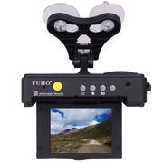 守护眼 E02台湾原产行车记录仪安霸全高清夜视方案