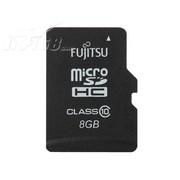 富士通 Micro SDHC卡 Class10(8GB)
