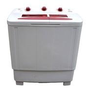 樱花 XPB82-168SE 8.2公斤半自动波轮洗衣机(红色)