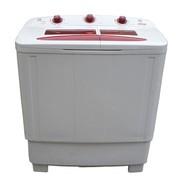 樱花 XPB68-168SE 6.8公斤半自动洗衣机 红