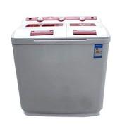 申花 XPB90-96SC 9公斤半自动波轮洗衣机(红色)