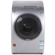 TCL XQG60-660SX 6公斤 斜式滚筒 洗衣机(银色)