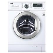 LG WD-T12410D 8公斤全自动滚筒洗衣机(白色)