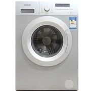 西门子 XQG52-10X268 5.2公斤全自动滚筒洗衣机(银色)