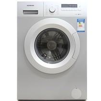 西门子 XQG52-10X268 5.2公斤全自动滚筒洗衣机(银色)产品图片主图