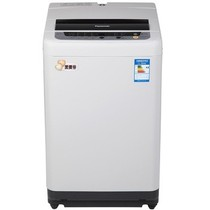 松下 XQB65-Q76301 6.5公斤 清净乐全自动波轮洗衣机(灰色)产品图片主图