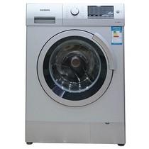 西门子 XQG56-12M468 5.6公斤全自动滚筒洗衣机(银色)产品图片主图