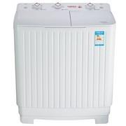 康佳 XPB60-7006S 6公斤半自动波轮洗衣机(白色)