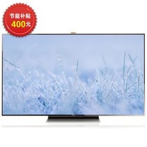 三星 UA75ES9000J 75英寸 3D智能全高清LED液晶电视 玫瑰金色产品图片主图