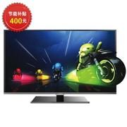 康佳 LED47R5200PDE 47英寸 超窄边安卓智能3D电视 (黑色)