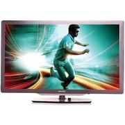 飞利浦 55PFL6300/T3 55英寸 全高清LED液晶电视(银灰色)