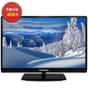 熊猫 LE50M32 50英寸 窄边全高清LED液晶电视(黑色)