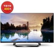 LG 47LM6600-CE 47英寸 3D全高清智能LED电视(黑色)