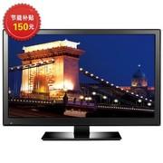 京东方 LE-24W200 24英寸 超窄边框超薄全高清侧入式LED液晶电视(黑色)