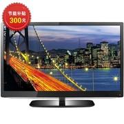京东方 LE-37W230 37英寸 硬屏超窄边框超薄高清 LED液晶电视(黑色)