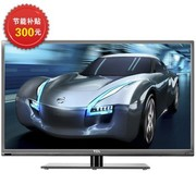 TCL L32F3310-3D 32英寸 3D LED液晶电视 互联网 蓝光(蓝灰色)