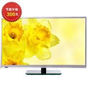 熊猫 LE37K18 37英寸 超窄边高清LED液晶电视(银色)