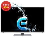 海信 LED42EC380X3D 42英寸 智能3D SMART TV 超窄边LED(浅香槟金)