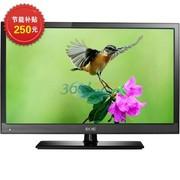 京东方 LE-32W172 32英寸 硬屏超窄边框超薄侧入式高清LED液晶电视(黑色)