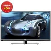TCL L48F3310-3D 48英寸 快门3D 直下式LED液晶电视 全高清 超窄边(蓝灰色)