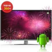 创维 47E8CRS 47英寸 超窄边 智能Android网络 3DLED 云电视(黑色)