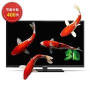 创维 55E6CRD 55英寸 超薄窄边 网络节能 3D LED电视(黑色)