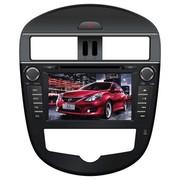 路特仕 80174B DVD导航一体机 2011款新骐达专用 3D实景地图 8寸高清数字屏(厂家直发)