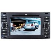 路特仕 6855K DVD导航一体机 福克斯(老款)专用 3D实景固定测速提醒6.2寸高清屏(厂家直发)