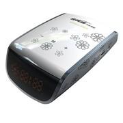 任我游 E66 全频段雷达测速电子狗 (流动测速+固定测速 固定测速数据周周免费更新 送防滑垫)
