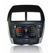 其他 卡仕达领航系列 三菱劲炫 专车专用车载DVD导航一体机CA182-T
