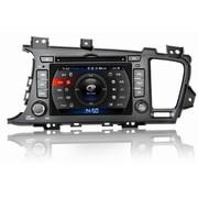 其他 卡仕达领航系列 起亚K5 专车专用车载DVD导航一体机CA229-T