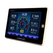 其他 康帕斯COMPASS行车电脑 7寸高清OBD通用带GPS导航A70