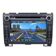 泰洋星 长城哈弗H5/哈佛新H3专用车载DVD导航一体机8寸大屏!