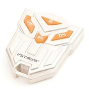 其他 威仕特 固定流动测速一体机 标配遥控器 适用于V19 FJ D9 R8 D9+ R8+ MINI V911 GT VIII型号 白色