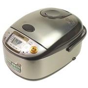象印 NS-TSH10C 微电脑多功能电饭煲 日本标准1.0L/国内标准3L 不锈钢棕色